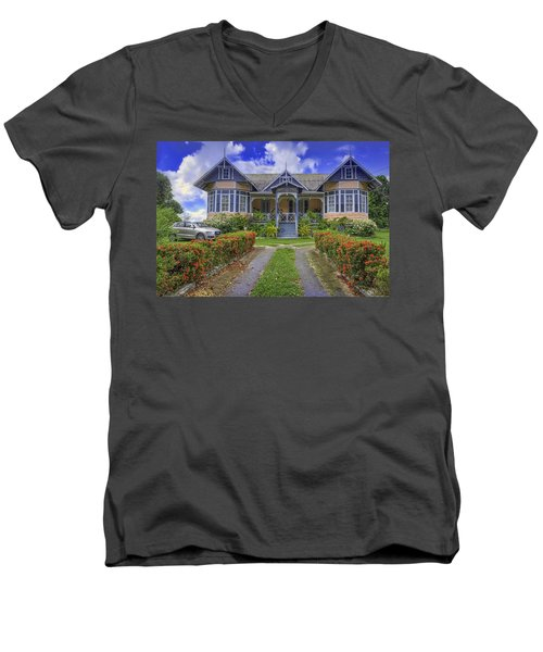 Dream House Men's V-Neck T-Shirt