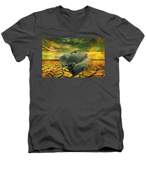 Dream II Men's V-Neck T-Shirt