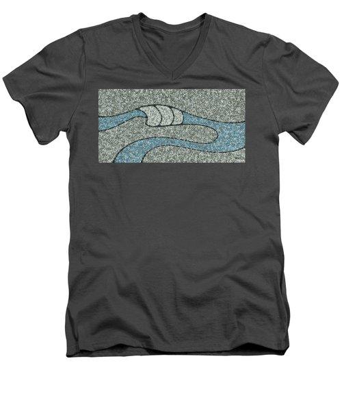 Dream Wave Men's V-Neck T-Shirt
