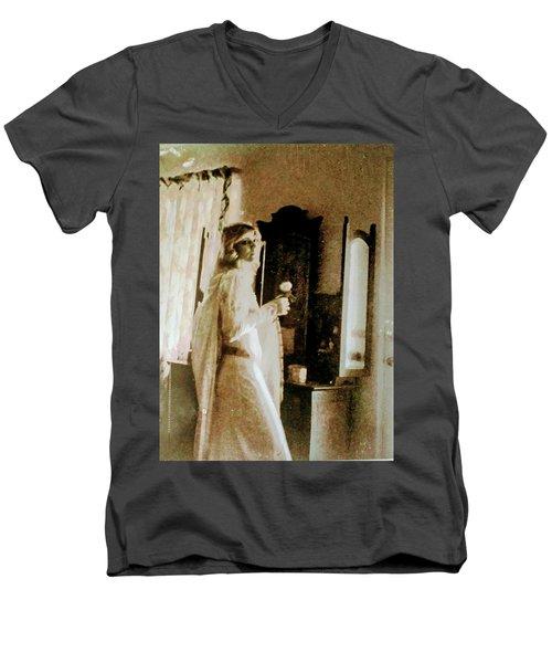 Dreams And Memories Men's V-Neck T-Shirt