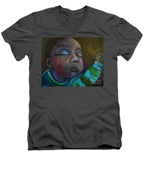 Dreams And Things Men's V-Neck T-Shirt