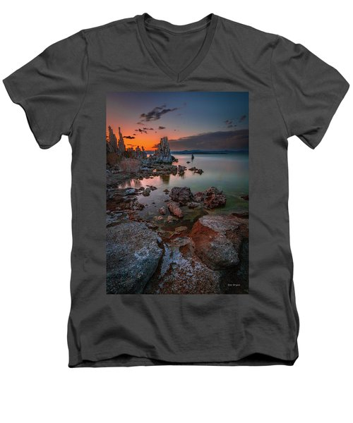 Dreamscape Men's V-Neck T-Shirt