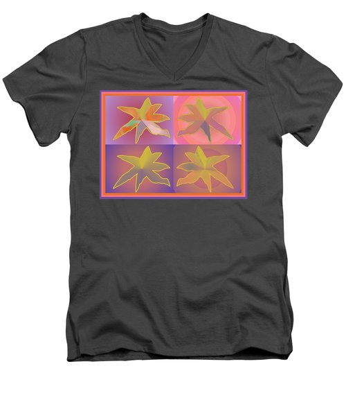 Dreamtime Starbirds Men's V-Neck T-Shirt