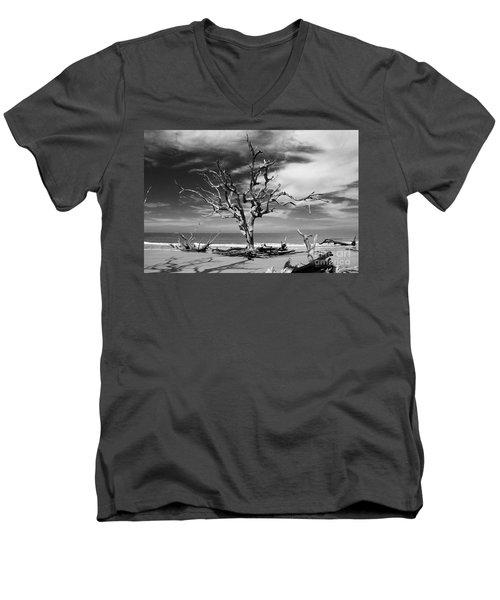 Driftin Men's V-Neck T-Shirt