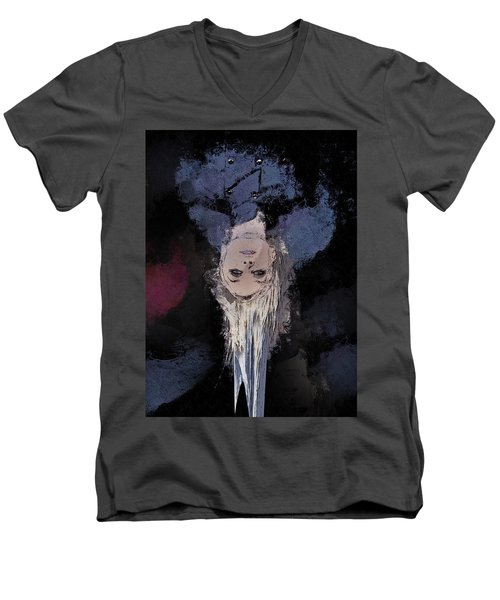 Drip Men's V-Neck T-Shirt