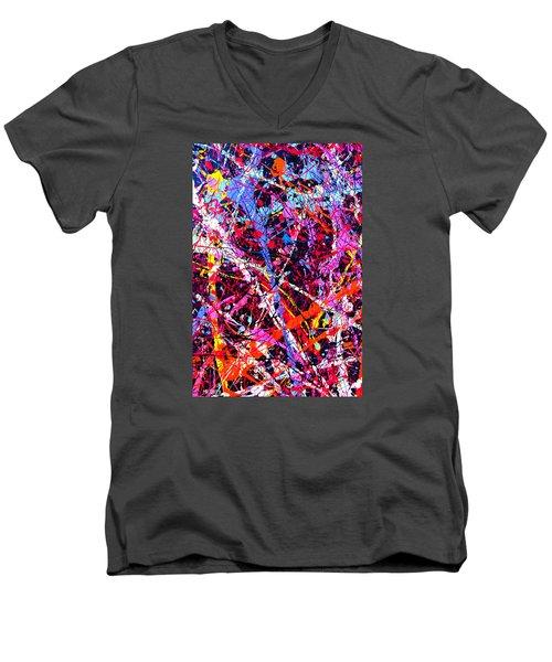 Dripx 11 Men's V-Neck T-Shirt