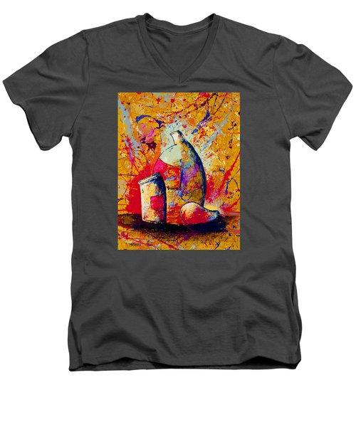 Dripx 87 Men's V-Neck T-Shirt