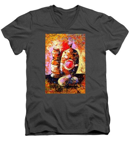 Dripx 82 Men's V-Neck T-Shirt