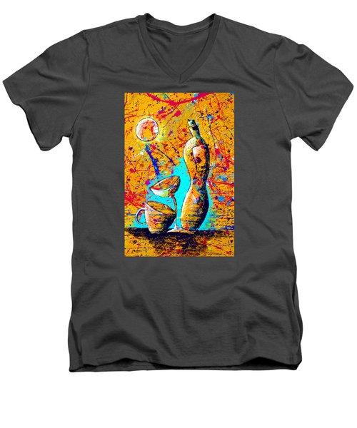 Dripx 75 Men's V-Neck T-Shirt
