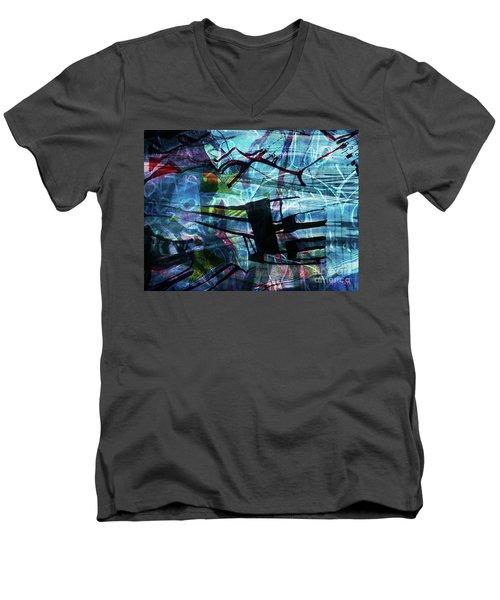 Drowned Princess Ix Men's V-Neck T-Shirt
