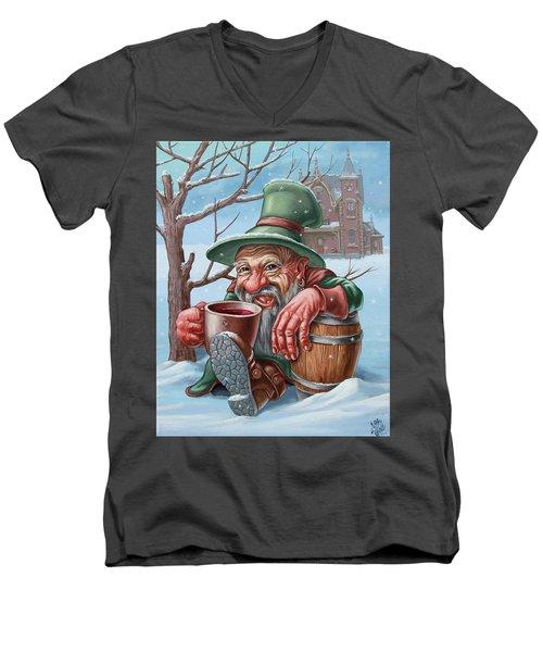 Drunkard Men's V-Neck T-Shirt
