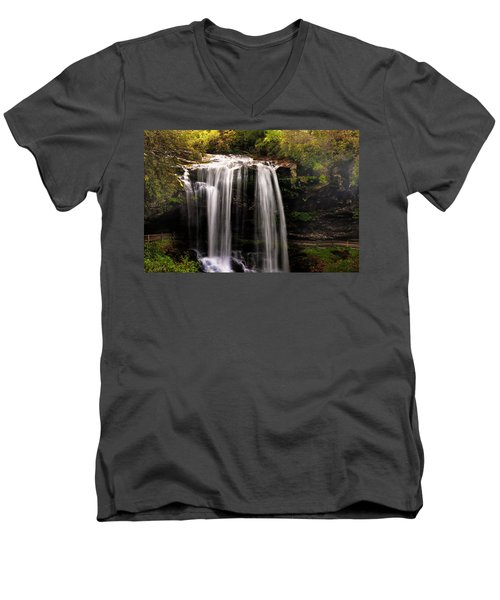 Dry Falls Men's V-Neck T-Shirt