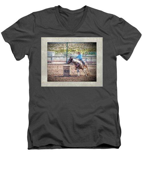 Dsc_7506_b1 Men's V-Neck T-Shirt