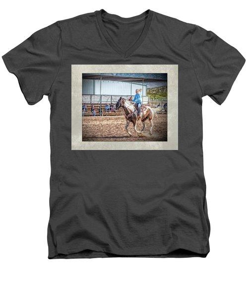 Dsc_7541_b1 Men's V-Neck T-Shirt