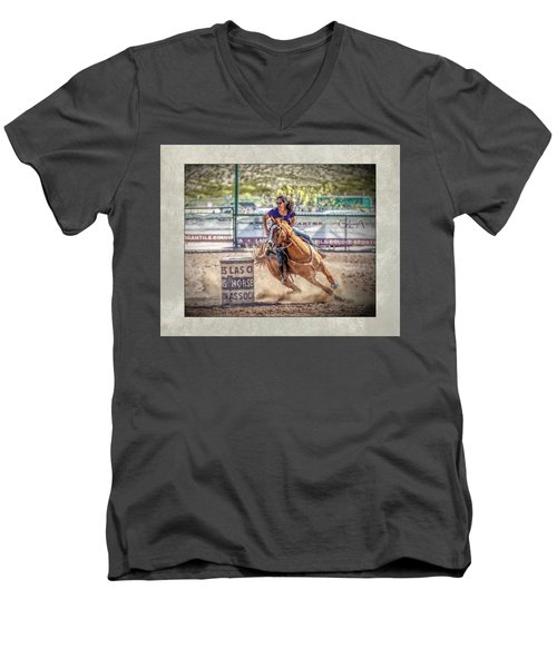 Dsc_7904_b1 Men's V-Neck T-Shirt