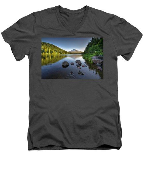 Duck Soup Men's V-Neck T-Shirt