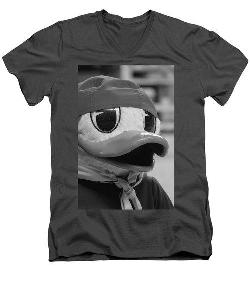 Ducking Around Men's V-Neck T-Shirt