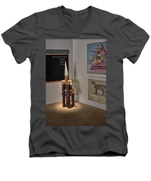 Dunce Men's V-Neck T-Shirt