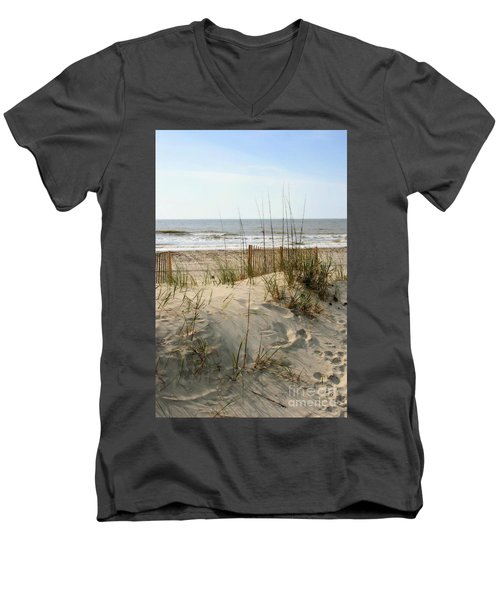 Dune Men's V-Neck T-Shirt