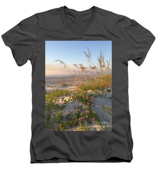 Dune Bliss Men's V-Neck T-Shirt
