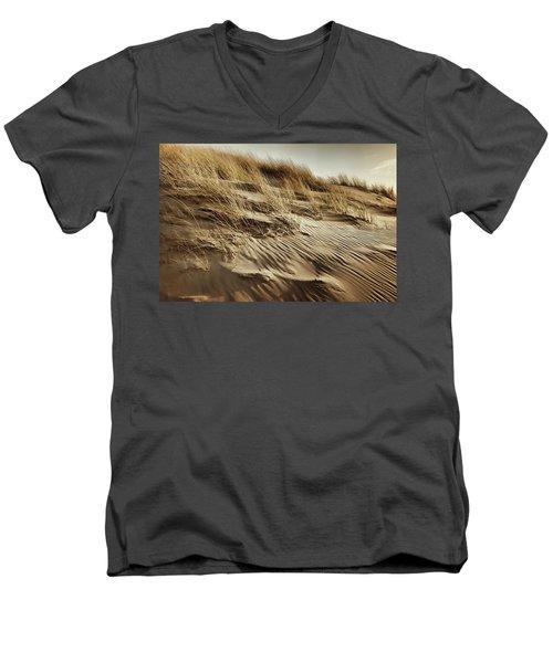 Dunes Men's V-Neck T-Shirt