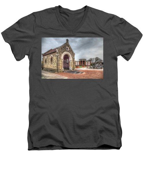 Dunkirk Men's V-Neck T-Shirt