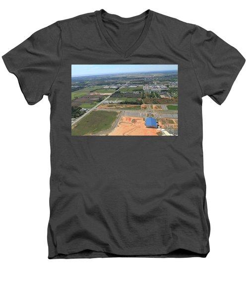 Dunn 7783 Men's V-Neck T-Shirt