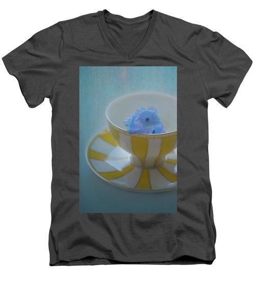 Duplicity Men's V-Neck T-Shirt