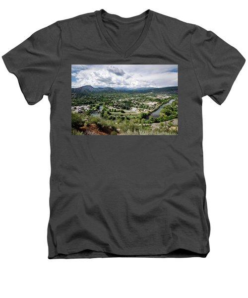 Durango No.2 Men's V-Neck T-Shirt