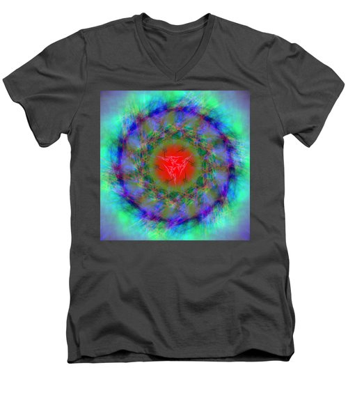 Durbanisms Men's V-Neck T-Shirt