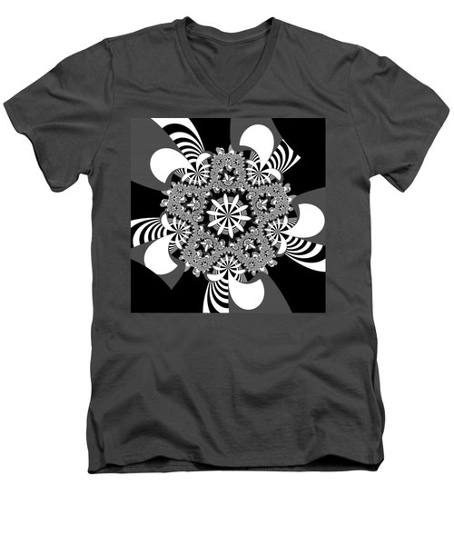 Durbossely Men's V-Neck T-Shirt