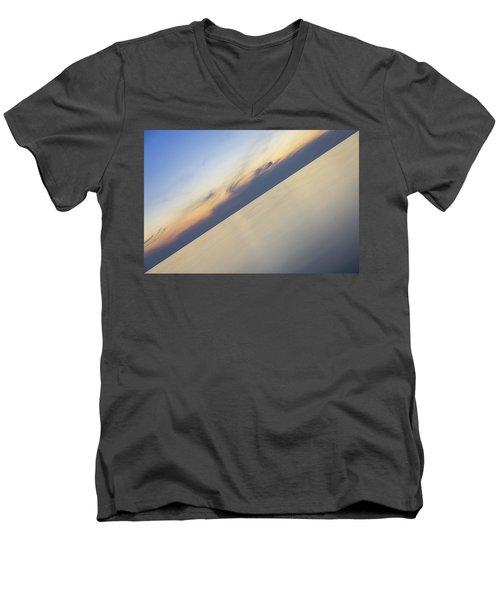 Dutch Angle Men's V-Neck T-Shirt