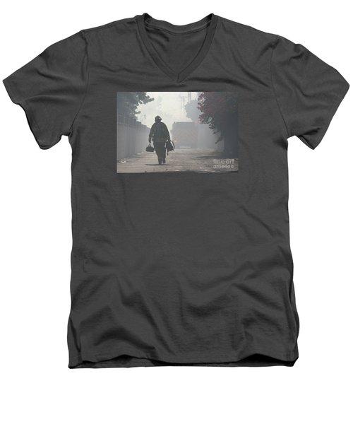 Duty Calls Men's V-Neck T-Shirt