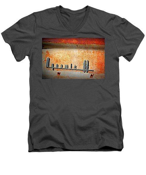 Dynamic Decay  Men's V-Neck T-Shirt