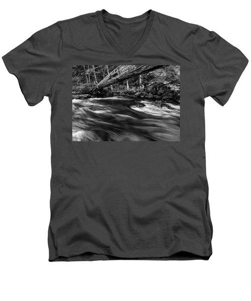 Eagle Creek  Men's V-Neck T-Shirt