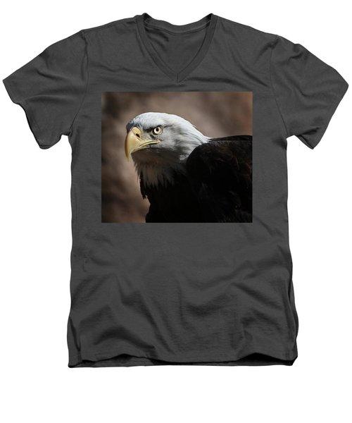 Eagle Eyed Men's V-Neck T-Shirt
