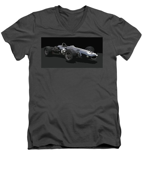 Eagle T1g Mk1 Men's V-Neck T-Shirt