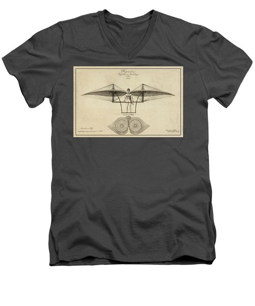 Early Flight Men's V-Neck T-Shirt