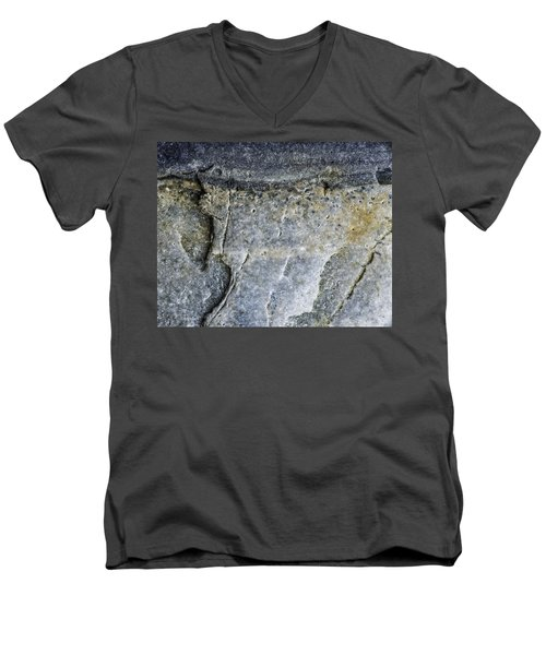 Earth Portrait 001-036 Men's V-Neck T-Shirt