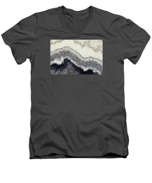 Earth Portrait 002 Men's V-Neck T-Shirt