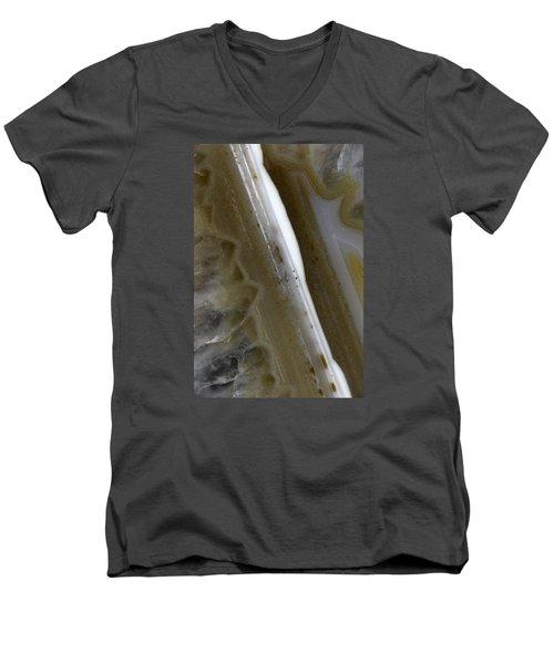 Earth Portrait 005 Men's V-Neck T-Shirt