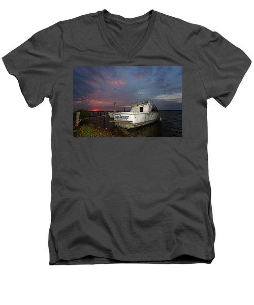 Easy Money Men's V-Neck T-Shirt