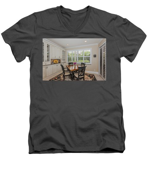 Eat In Kitchen Men's V-Neck T-Shirt