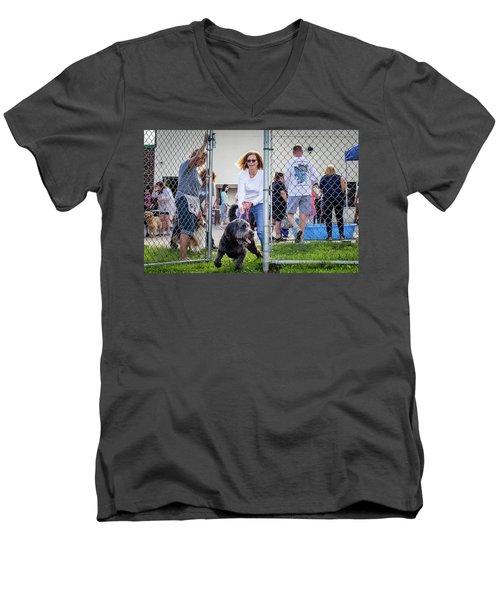 Ebhs 23 Men's V-Neck T-Shirt