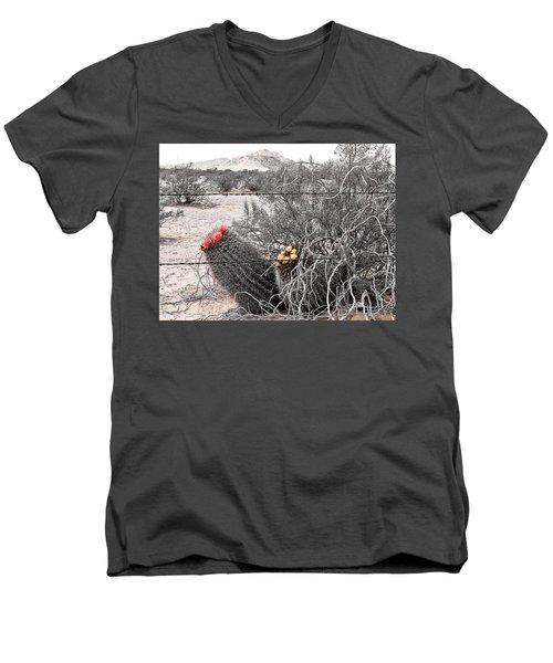Ebullience Men's V-Neck T-Shirt
