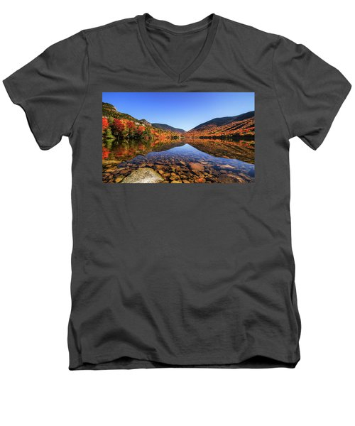 Echo Lake Men's V-Neck T-Shirt