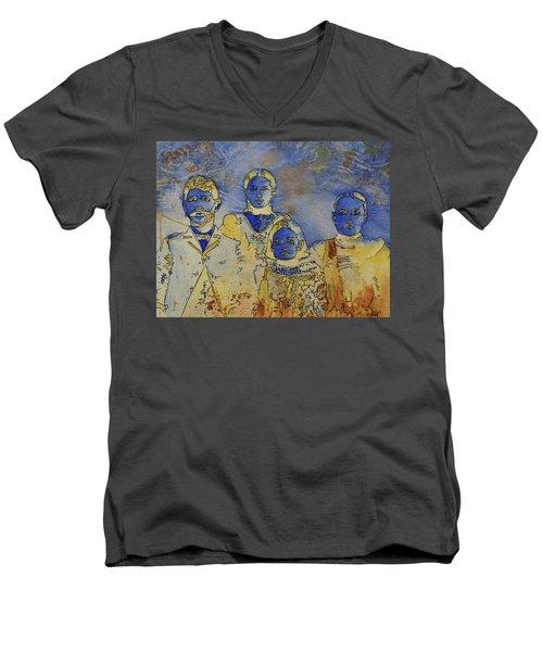Ectoplasma 2 Men's V-Neck T-Shirt
