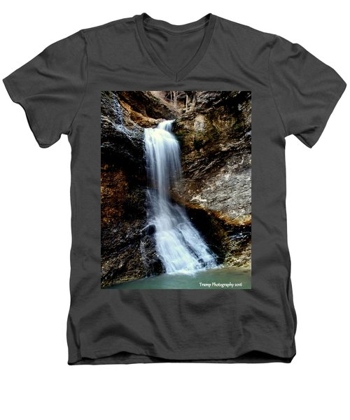 Eden Falls Men's V-Neck T-Shirt