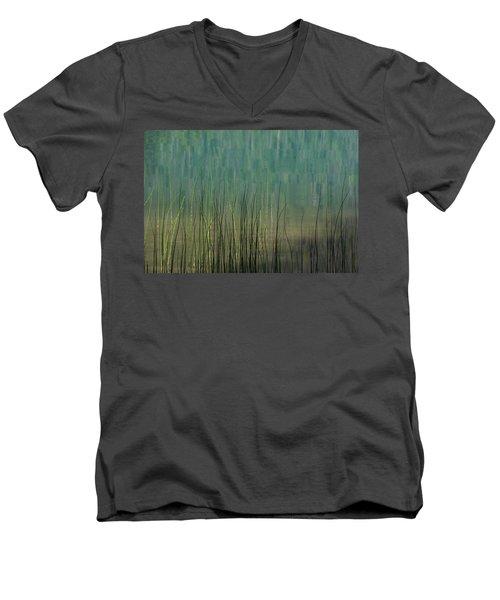 Edge Of The Lake - 365-262 Men's V-Neck T-Shirt