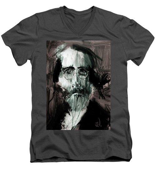 Edwin 3 Men's V-Neck T-Shirt
